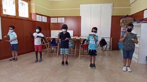 VÍD. Concierto de fin de curso de los alumnos de Iniciación Musical