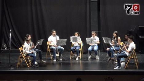 VÍDEO Este jueves finalizan las audiciones de la Escuela de Música