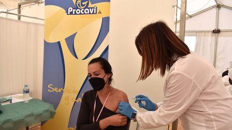 FOT. Procavi comienza hoy la vacunación de sus 2.000 trabajadores