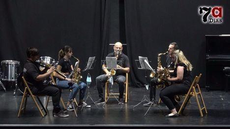 VÍD. Positivo balance del curso en la Escuela de Música