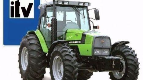 Cita para pasar la ITV a vehículos agrícolas en Alhama: 13 de julio