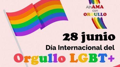 VÍDEO Alhama celebra el Día del Orgullo 2021 con dos actos