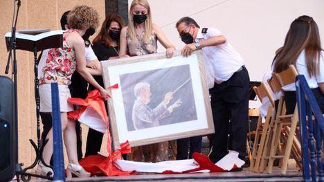 VÍD. Emoción en el homenaje a José Antonio Ayala