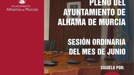 El pleno se reúne mañana martes con 13 puntos a debatir