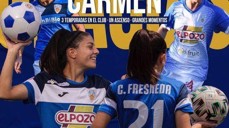 Fresneda deja el Alhama CF ElPozo tras tres temporadas
