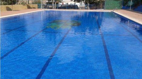La piscina de Librilla, abierta al público desde este lunes