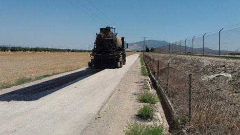 VÍD. 1,1 millones de euros para la reparación de caminos públicos