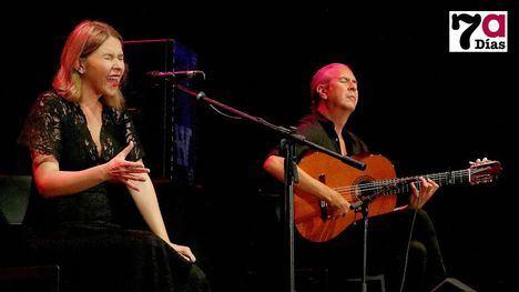 FOTO y VIDEO La III Semana Flamenca pasa del teatro a las calles
