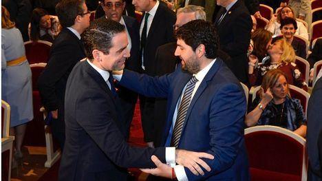 García Egea y López Miras continúan sin dar explicaciones