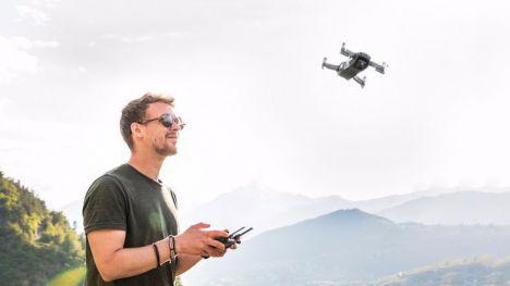 ¿Sabes lo útiles que pueden ser los drones en la construcción?