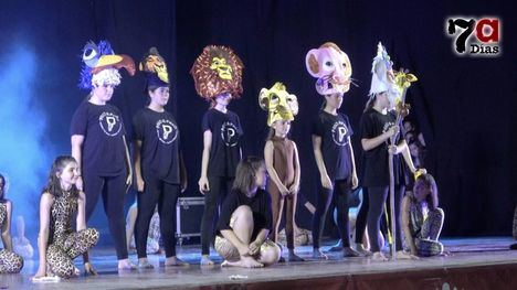 FOTOS Gran fiesta de la Escuela de Baile Paso A Paso en Alhama