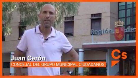 VÍDEO Cerón llama al diálogo al PSOE de cara a septiembre