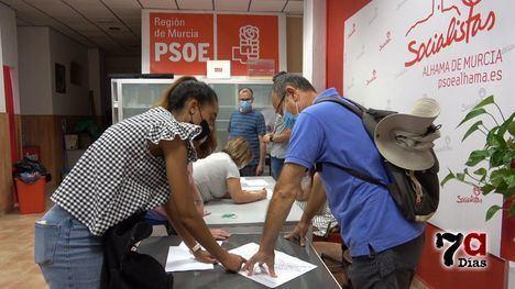 VÍD. El PSOE presenta el nuevo boletín 'Cosas de mi pueblo'