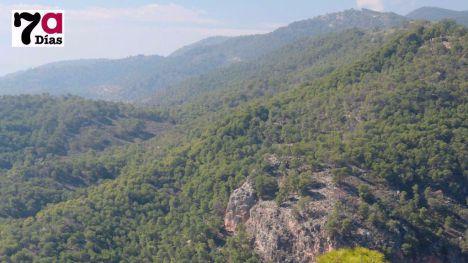 Imagen de Sierra Espuña.