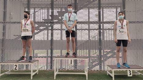 FOTOS Atletismo Alhama amplía su medallero en Yecla