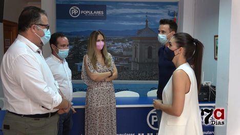 VÍD. PP cierra filas en torno a María Cánovas tras el ataque del PSOE