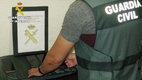 Cae en Alhama una banda que robaba teléfonos móviles