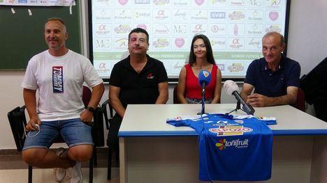 VÍD. El Alhama ElPozo ficha a la lorquina Ángela Navarro