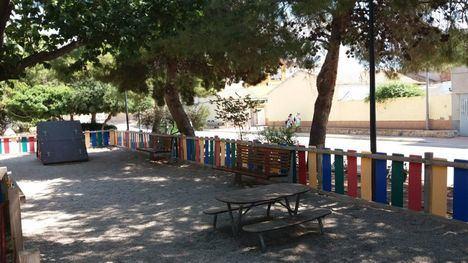 FOTOS Calidad Urbana sigue mejorando el mobiliario urbano