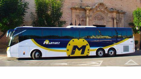 Nuevos horarios del bus a Mazarrón a partir de mañana 18 de julio