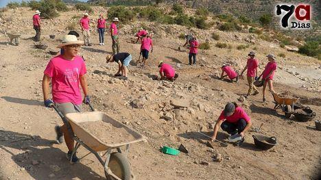 V/F El yacimiento de Las Paleras será visitable próximamente
