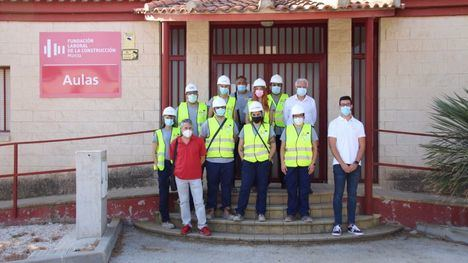 V/F Alumnos del curso de patrimonio y paisajes visitan la FLC