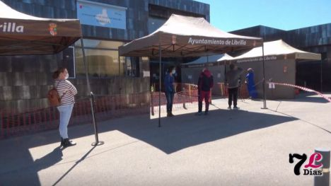 Salud programa un cribado masivo en Librilla este domingo