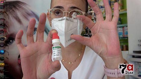 VÍDEO Cómo hacerse un test de antígenos de farmacia en casa