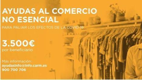Ayudas Covid de hasta 3.500 euros para 'no esenciales'