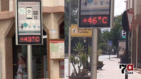 VÍD. La Aemet levanta el aviso naranja por altas temperaturas
