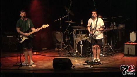 VÍDEO El rock más duro llegó con Sudaera al concierto de Librilla