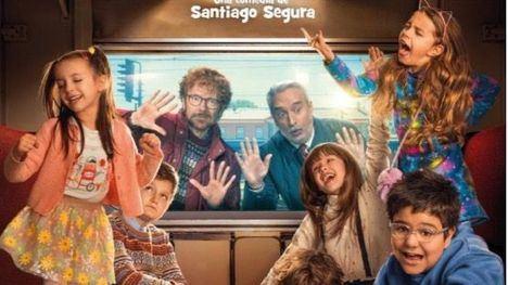 'A todo tren. Destino Asturias' reabre el cine de verano en Alhama