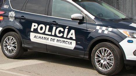 15 Policías Locales de Alhama buscan al pequeño Gabriel