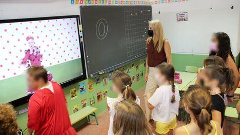 FOTOS Cerca de 200 niños disfrutan de la Escuela de Verano