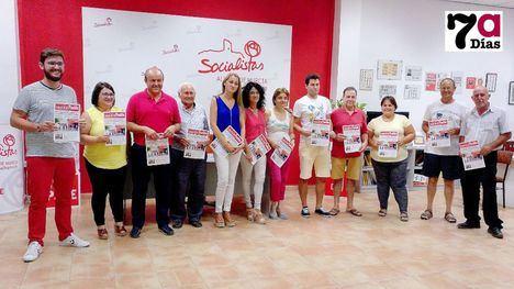 VÍDEO El PSOE presenta una nueva edición de 'Cosas de mi pueblo'