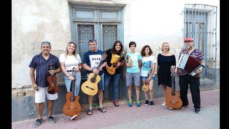 Los Músicos de Sonata tocan este viernes en Librilla