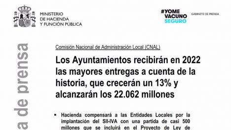 Guevara celebra la llegada de fondos del Estado a Alhama
