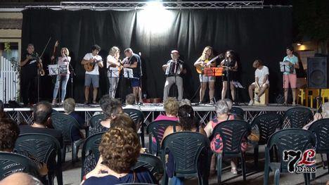 VÍD. Los Músicos de Sonata alegran la noche librillana