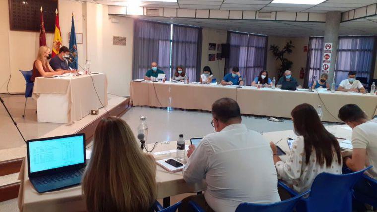 El PSOE Alhama pone en valor el futuro contrato de jardines