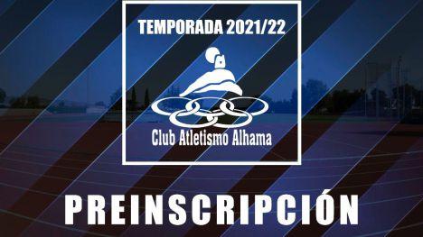 El Club Atletismo Alhama prepara la temporada 2021/22