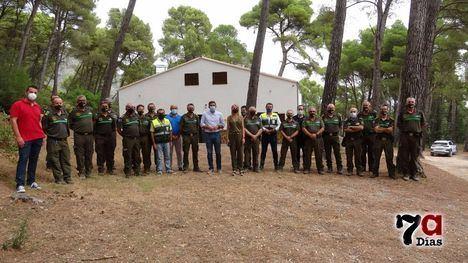 V/F Sierra Espuña cuenta con una nueva base forestal