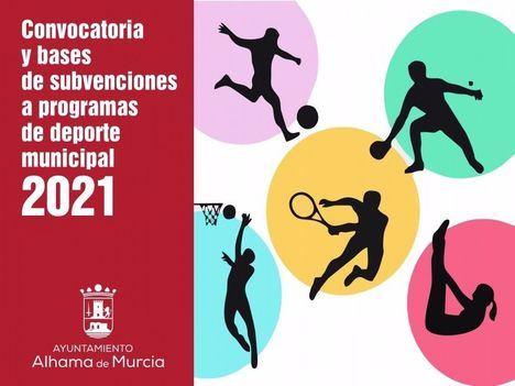 Nueva línea de ayudas a programas de deporte municipal 2021