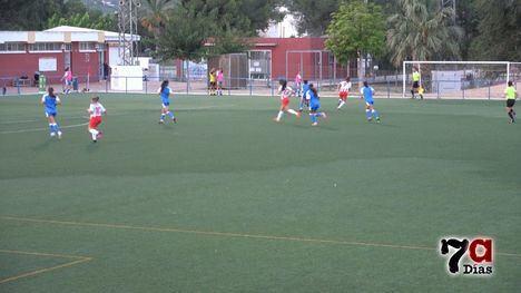 VÍD. El Alhama CF vence en casa frente a la UD Almería (6-0)