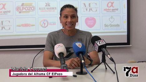 VÍD. Coronel llega al Alhama CF para aportar ambición y experiencia
