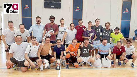 FOTOS Rest. Marquicos gana el Torneo de Fútbol Sala de la Feria