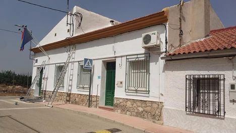 FOT. Finalizan las mejoras en los coles de La Costera y El Cañarico