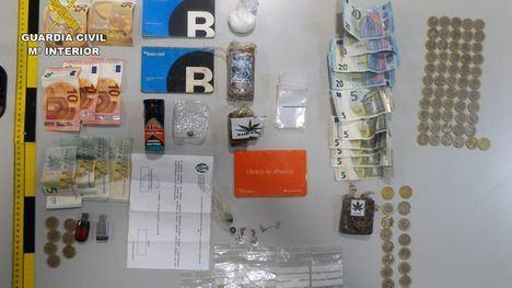 FOT. Cae una red de tráfico de drogas en Puerto de Mazarrón
