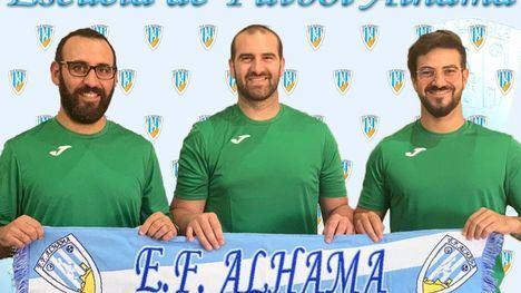 La EF Alhama arranca la pretemporada este viernes en Totana