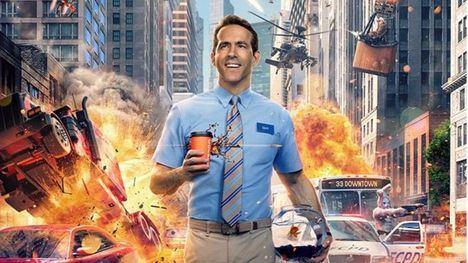 Esta semana Ryan Reynolds te espera en el auditorio