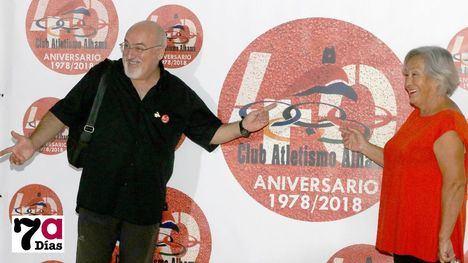 40 Años Club Atletismo Valero: Los políticos acabaron con el Mitin